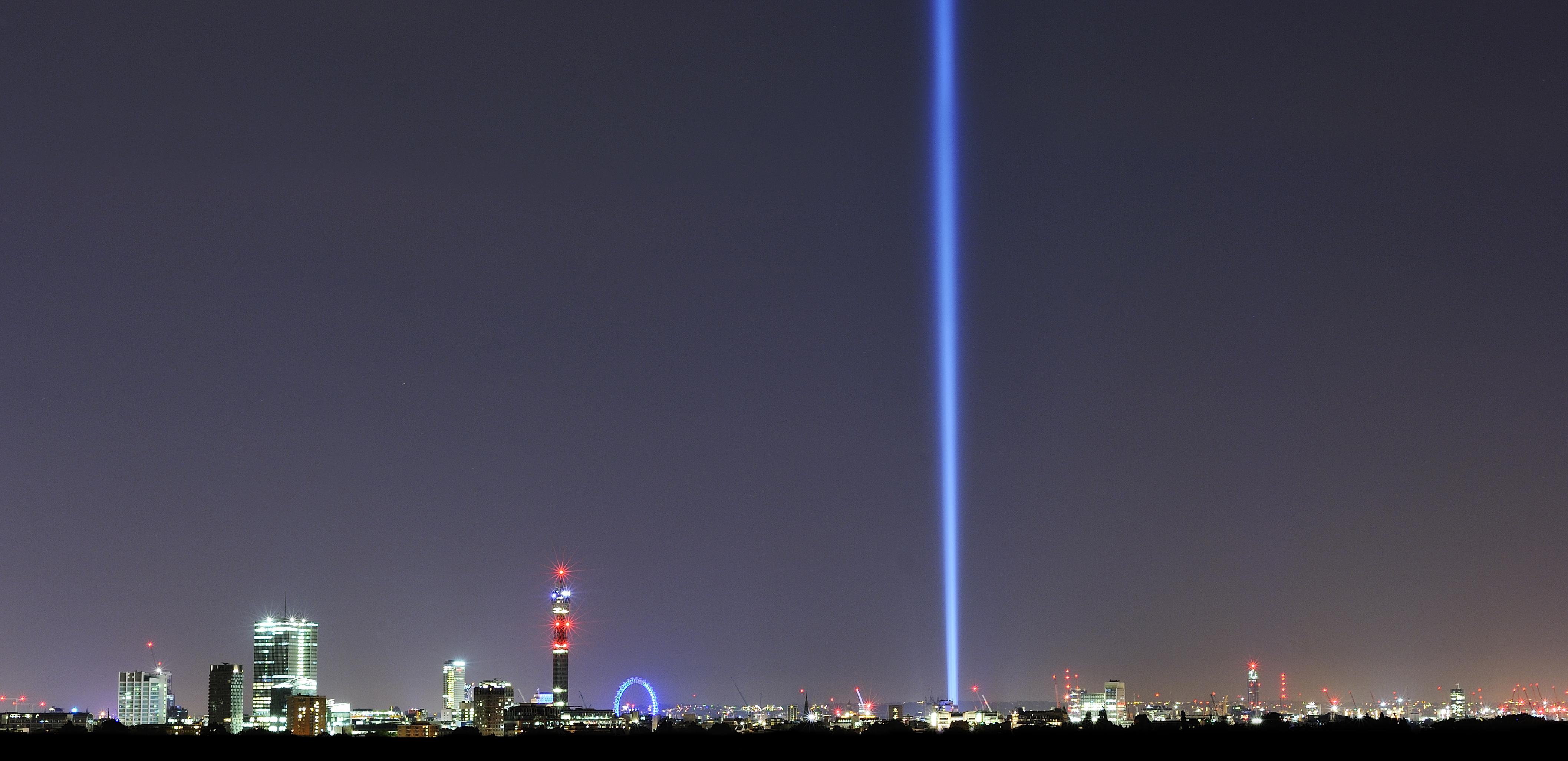spectra, Ryoji Ikeda. Image credit - Thierry Bal