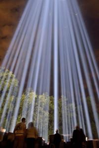 spectra, by Ryoji Ikeda, 2014. Photo by Ewa Hertzog.