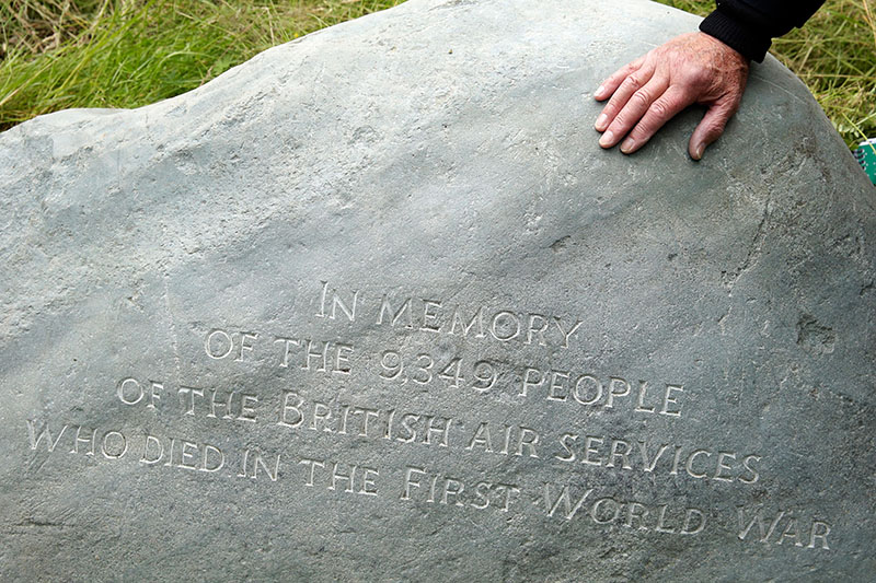 Flight By Geraldine Pilgrim Opens At Brockhole, Windermere, As Part Of 14-18 NOW Programme