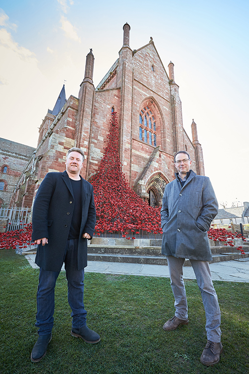 Weeping Window St Magnus Cathedral (2016) Image credit: Michael Bowles  © Getty Images