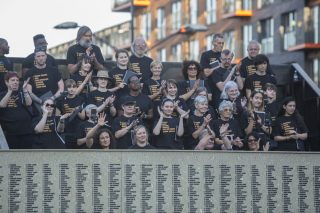 Choir photo Ali Baskerville