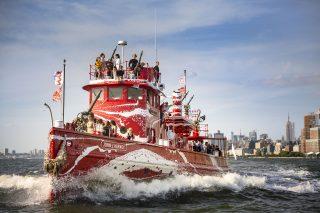 Dazzle Ship New York