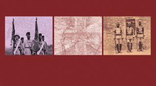 John Akomfrah African Soldier