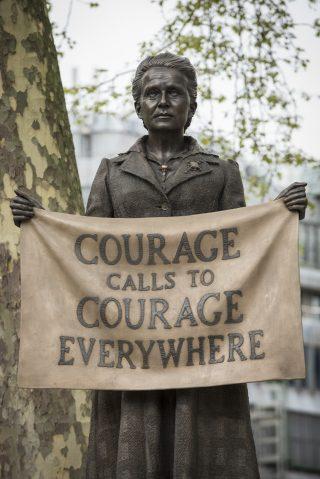 Millicent Fawcett Statue Unveil_Credit GLA Caroline Teo (2)