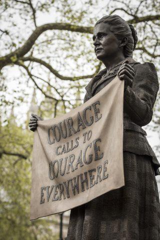 Millicent Fawcett Statue Unveil_Credit GLA Caroline Teo (8)