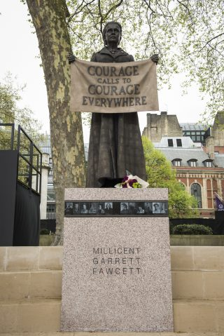 Millicent Fawcett Statue Unveil_Credit GLA Caroline Teo (9)