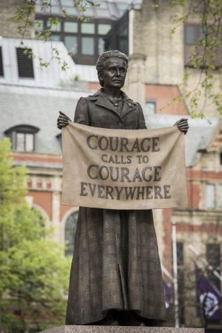 Millicent Fawcett Statue Unveil_Credit GLA Caroline Teo (3)