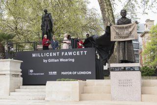 Millicent Fawcett Statue Unveil_Credit GLA Caroline Teo