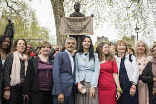 Millicent Fawcett Statue Unveil_Credit GLA Caroline Teo (7)