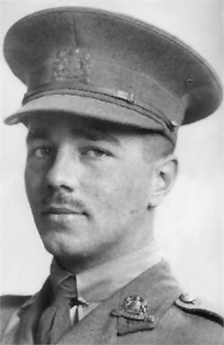 England, Folkestone Sunny Sands, Lieutenant Wilfred Edward Salter Owen PIC