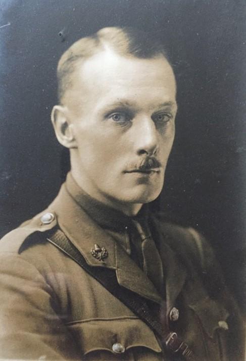 England, Formby, Captain John Basil Armitage PIC
