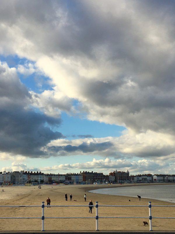 Weymouth Beach credit Nicola Hawkins