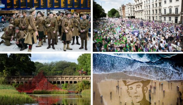 14-18 NOW BRINGS WW1 CENTENARY TO 35 MILLION PEOPLE AS FIVE-YEAR PROGRAMME OF CULTURAL EVENTS COMES TO A CLOSE