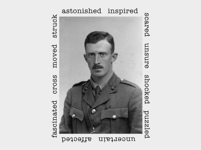 WWI soldier