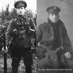John Fairhurst for My dad, Albert Edward (Ted) Fairhurst and the Kings (Liverpool) Regiment