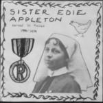 Billie Robinson for Sister Edie Appleton