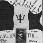 Cemahl Tamumo-Mullin for Walter Tull