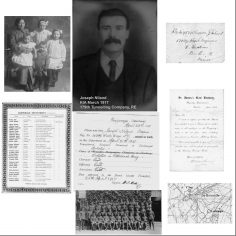 John Doyle for Sapper Joseph Niland