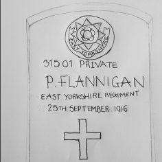 Niamh Flannigan for Patrick Flannigan