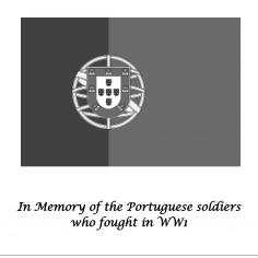 The Greer Family for Portuguese soldiers who fought in World War 1