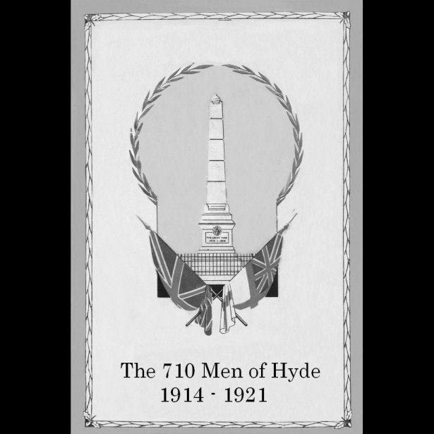 Lauren Jaye Gradwell for The 710 Men of Hyde, 1914 – 1921