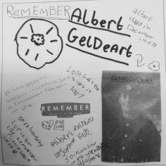 Mia Debenham for Albert Geldeart