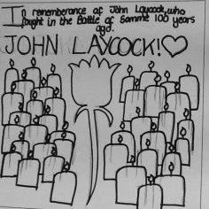 Priya Mi for John laycock