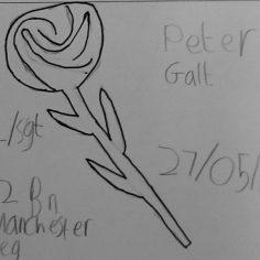 Dylan Sa for Peter Galt