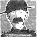Tim Fox-Godden for Edgar William Horwood Cowan