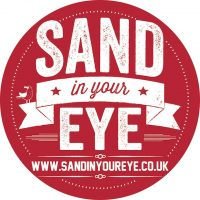Sand in your eye image