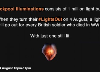 LIGHTS OUT Blackpool Illuminations