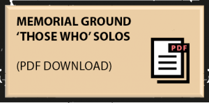 Those Who Solos